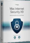 Intego Mac Internet Security X9 package