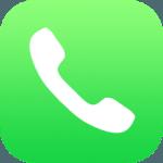 iPhone phone icon
