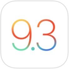 iOS 9.3 icon