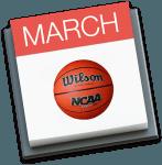 March Madness calendar