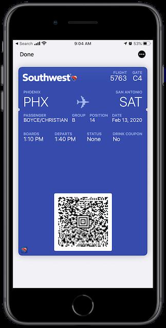 Phoenix to Los Angeles